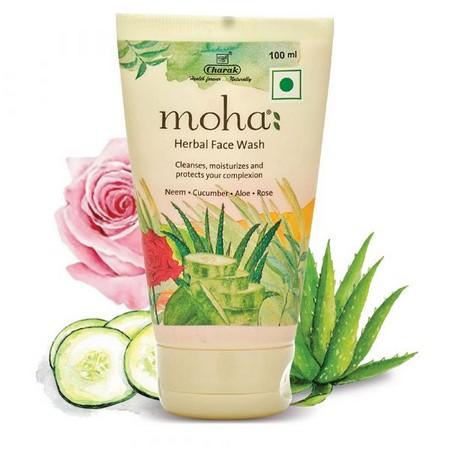 Charak Pharma Moha Herbal Face Wash