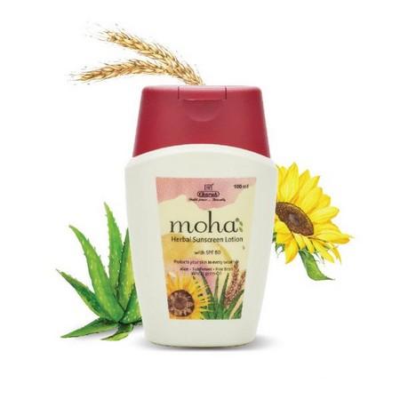 Charak Pharma Moha Herbal Sunscreen Lotion
