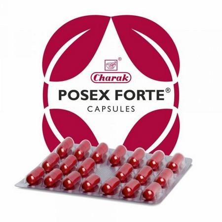 Charak Pharma Posex Forte Capsules