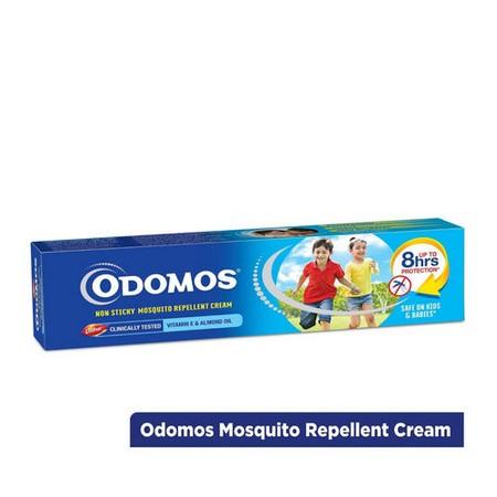 Dabur Odomos Non-Sticky Mosquito Repellent Cream