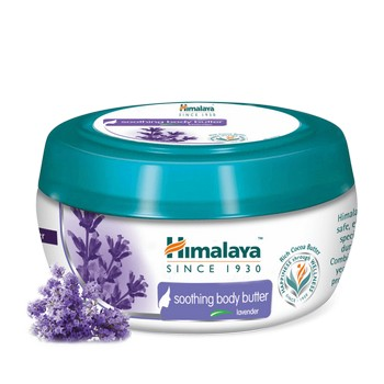 Himalaya Soothing Body Butter Cream - Lavender