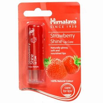 Himalaya Strawberry Shine Lip Balm