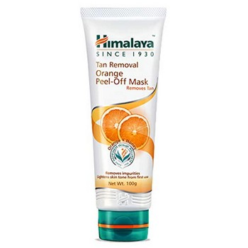 Himalaya Tan Removal Orange Peel-Off Mask
