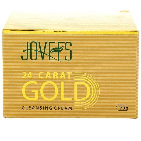 Jovees 24 Carat Gold Cleansing Cream