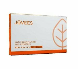 Jovees Anti Pigmentation and Blemishes Facial Value Kit