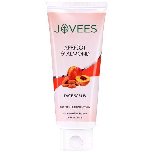 Jovees Apricot and Almond Face Scrub