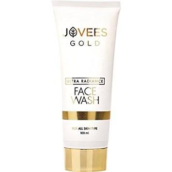 Jovees Ultra Radiance 24K Gold Face Wash