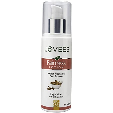 Jovees Water Resistant Sunscreen Fairness Lotion