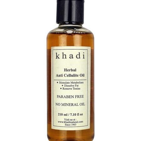 Khadi Anti Cellulite Oil Paraben Free
