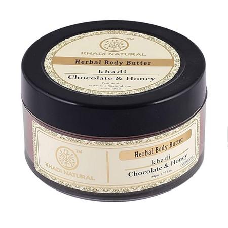 Khadi Chocolate and Honey Body Butter
