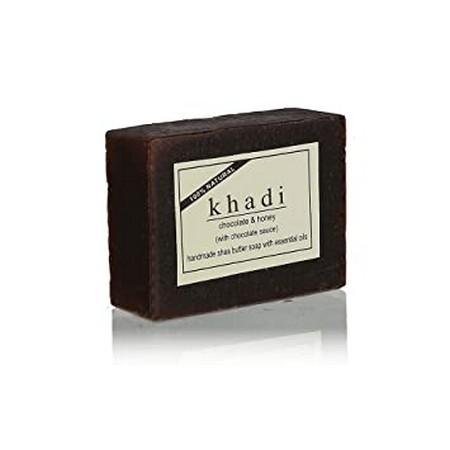 Khadi Chocolate Honey With Chocolate Sauce Soap