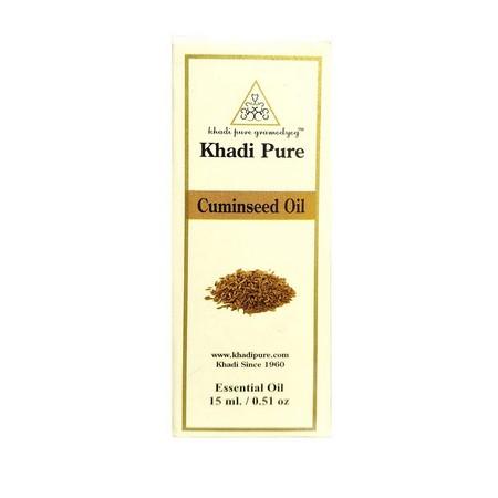 Khadi Cuminseed Eessential Oil