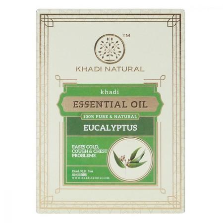 Khadi Eucalyptus Pure Essential Oil