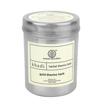 Khadi Gold Thermo Herb Skin Tightning Face Pack