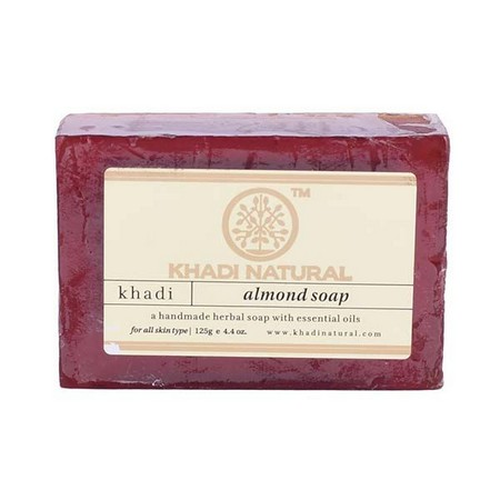 Khadi Herbal Almond Soap