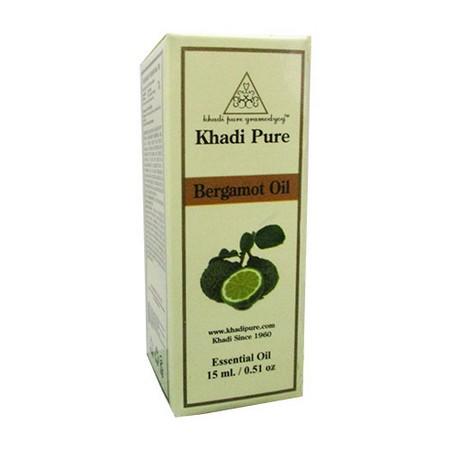 Khadi Herbal Bergamot Essential Oil