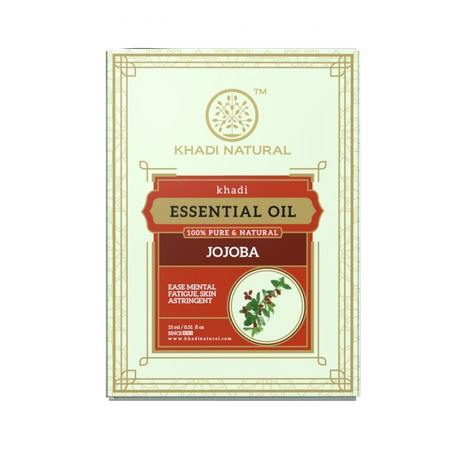 Khadi Jojoba Pure Essential Oil