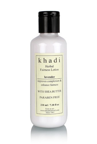 Khadi Lavender Fairness Lotion with Sheabutter