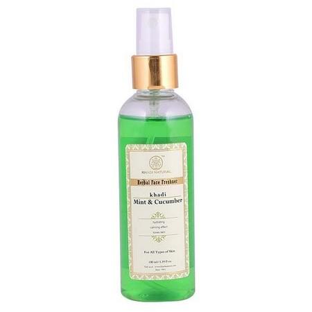 Khadi Mint and Cucumber Face Spray