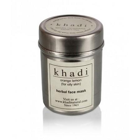 Khadi Orange And Lemon Face Pack