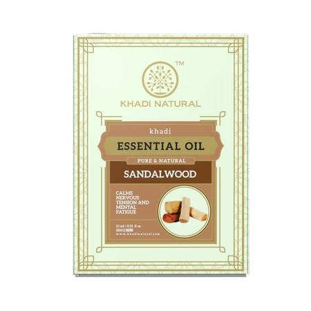Khadi Sandalwood Pure Essential Oil