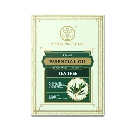 Khadi Teatree Essential Oil