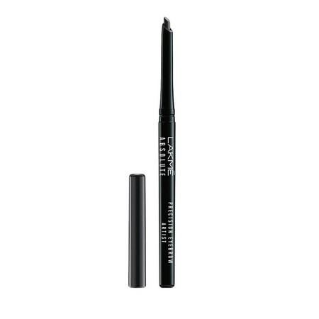 Lakme Absolute Precision Eye Artist Eyebrow Pencil Natural Black 0.35 gram