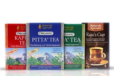 Maharishi Ayurveda Bundle of Ayurveda Tea s