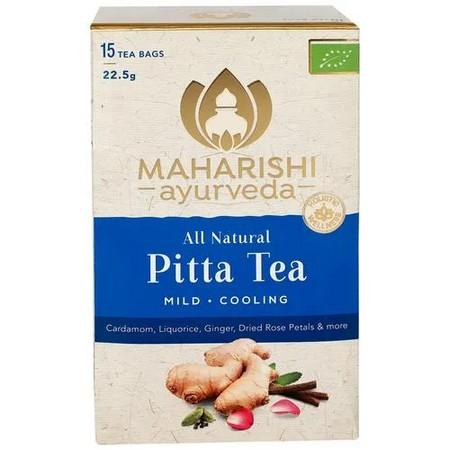 Maharishi Ayurveda Organic Pitta Tea 15 tea bags