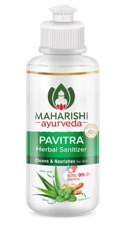 Maharishi Ayurveda Pavitra Hand Sanitizer