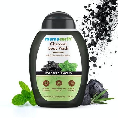 Mamaearth Charcoal Body Wash