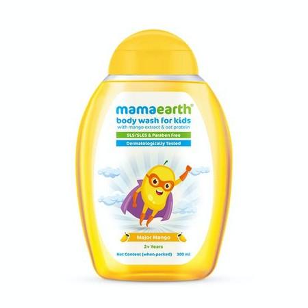 Mamaearth Major Mango Body Wash For Kids