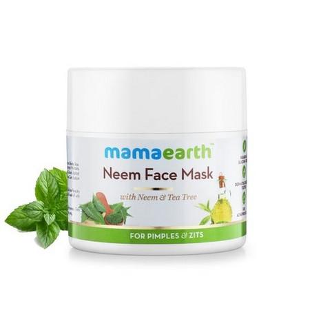 Mamaearth Neem Face Mask
