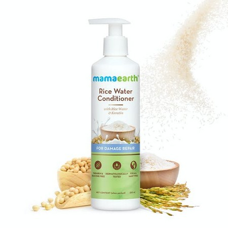 Mamaearth Rice Water Conditioner