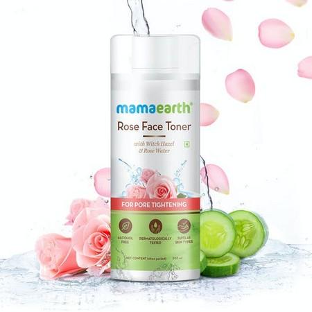 Mamaearth Rose Face Toner