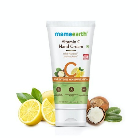 Mamaearth Vitamin C Hand Cream