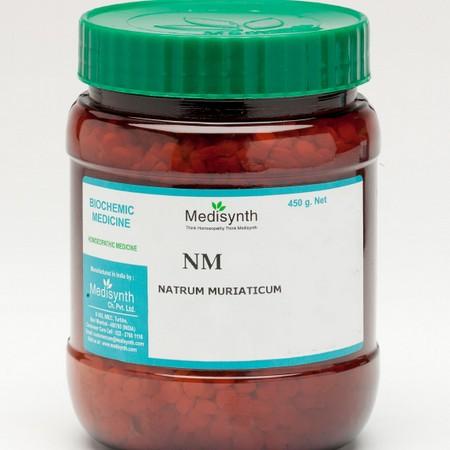 Medisynth Natrum Muriaticum 6x Powder