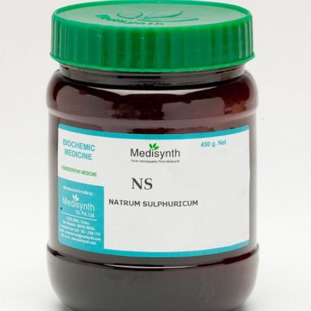 Medisynth Natrum Sulphuricum 6x Powder