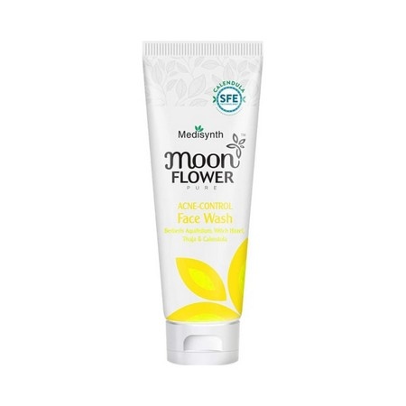 Medisynth Naturals Moonflower Acne Control Face Wash