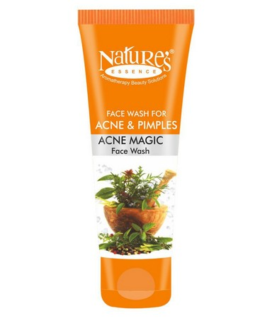 Natures Essence Acne Magic Face Wash