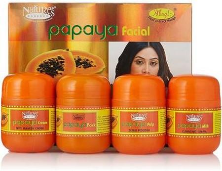 Natures Essence Papaya Anti Blemish Facial Kit