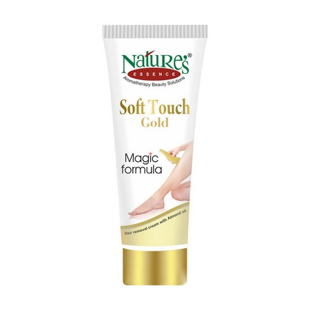 Natures Essence Soft Touch Gold Hair Removal Cream