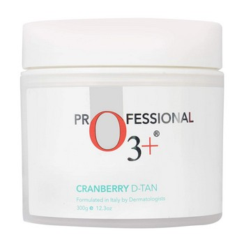 O3+ Cranberry D Tan with Natural Extracts for Tan Removal