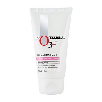 O3+ Derma Fresh Brightening and Whitening Face Mask