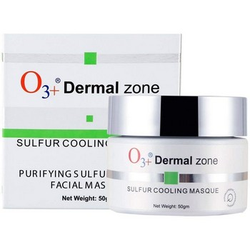 O3+ Purifying Sulfur Cooling Facial Mask