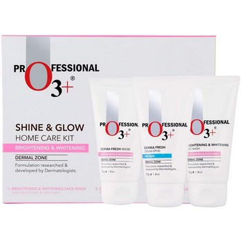 O3+ Shine & Glow Home Care Kit for Brightening and Whitening
