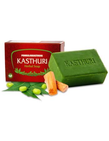 Pankajakasthuri Herbals Kasthuri Herbal Soap