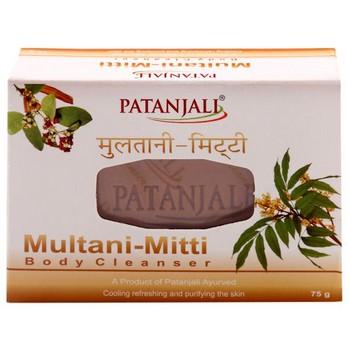 Patanjali Ojas Multani Mitti Body Cleanser