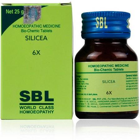 SBL Silicea 6X