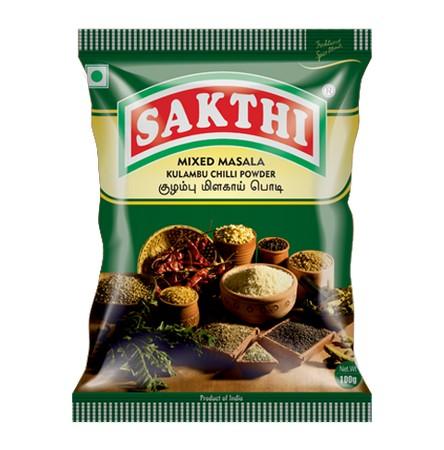Sakthi Masala Kulambu Chilli Powder